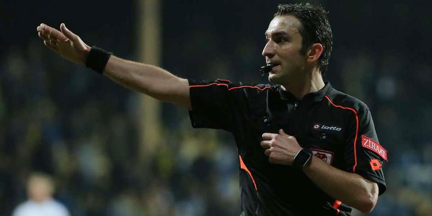 İşte Yeni Amasya - Konyaspor maçının hakemi!