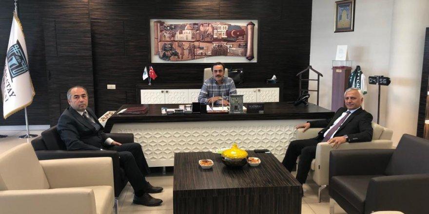 Vakıfbank'tan Öztürk'e ziyaret