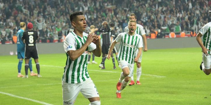 Hurtado'dan Konyaspor'a kötü haber