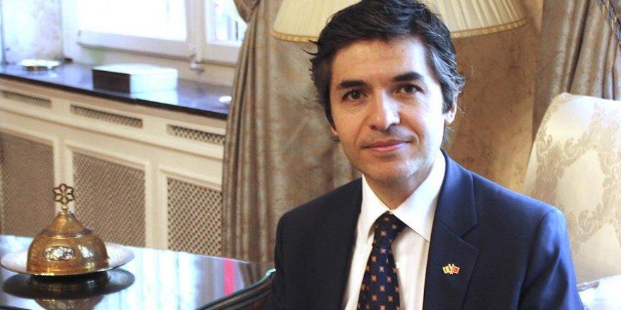 Ertaş: Romanya Türkiye'nin birikiminden istifade etmek istiyor