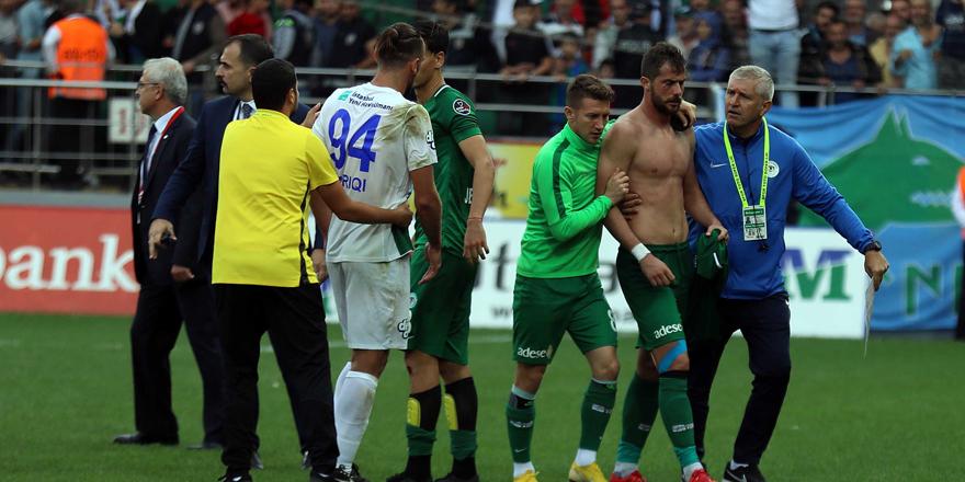 Konyaspor'dan Demirok açıklaması!