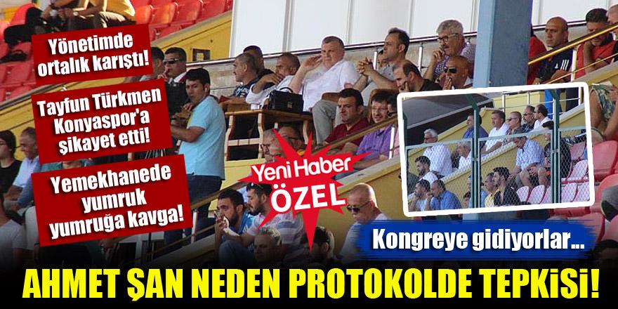 Konya Anadolu Selçukspor çalkalanıyor, yönetim bırakıyor!