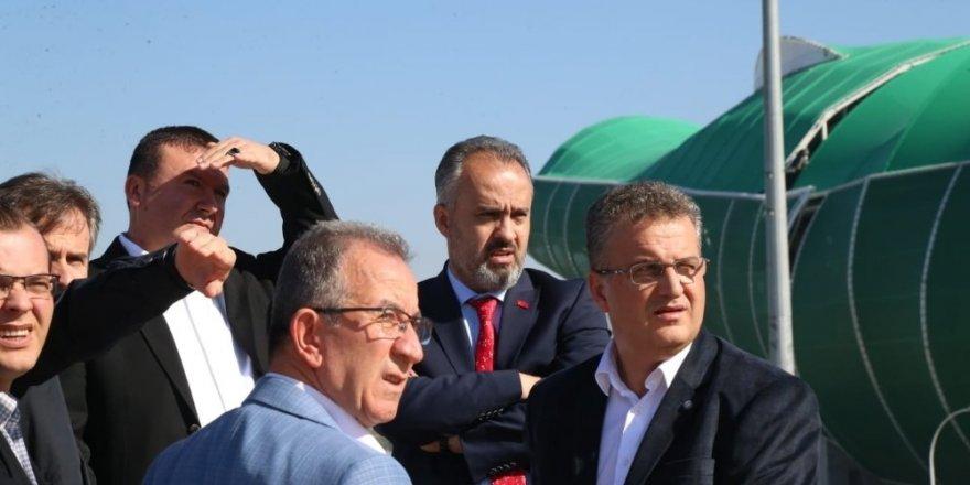 Bursa'da stadyum çevresi rahatlayacak