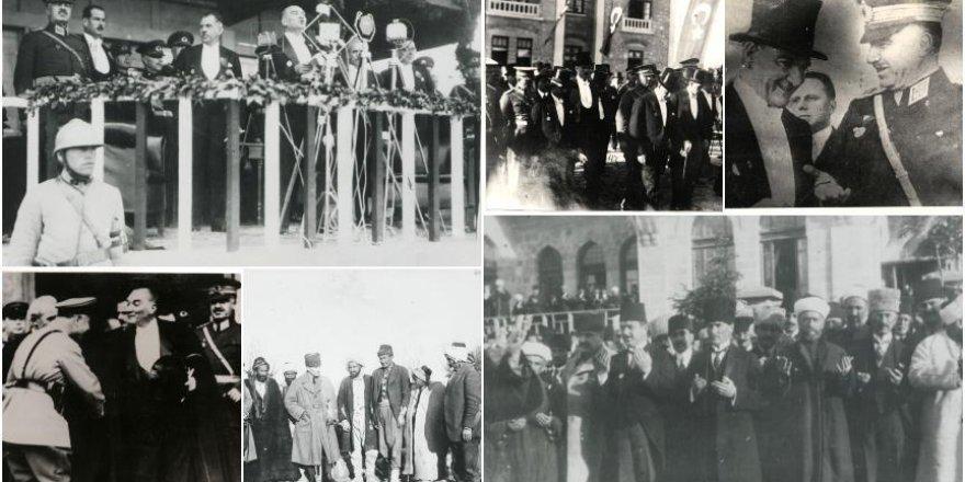 Turquie: Photos d'archives très peu connues d'Ataturk dévoilées par l'armée