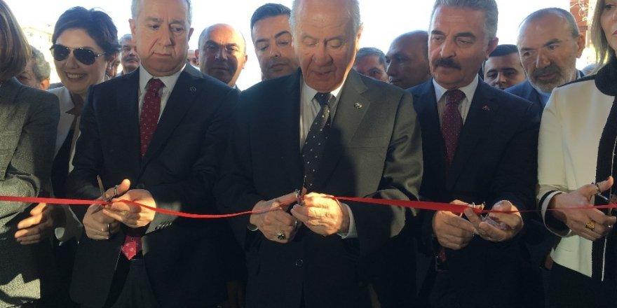 MHP Genel Başkanı Devlet Bahçeli: