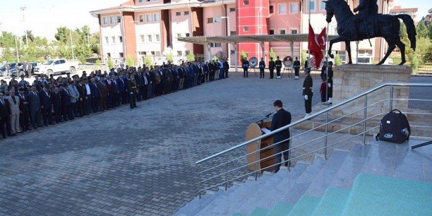 Viranşehir'de 29 Ekim coşkusu