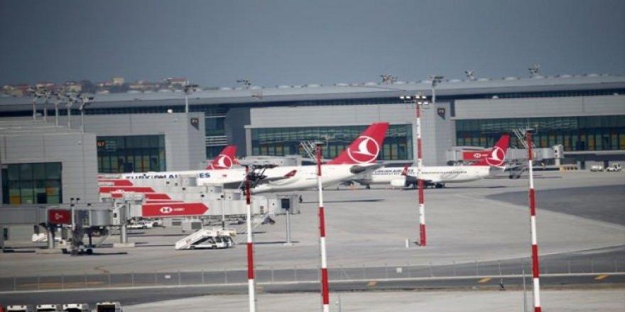 Yeni havalimanı'ndan ilk sefer oraya yapılacak