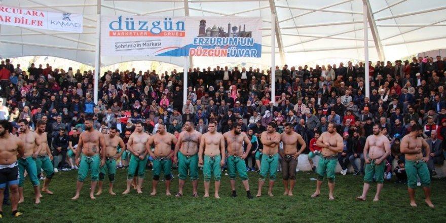 95. Uluslararası Uzundere Karakucak güreşleri