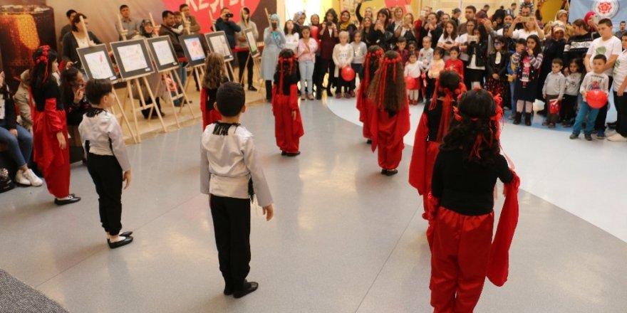 Cumhuriyet Üniversitesi Vakfı Okulları'nda bayram coşkusu