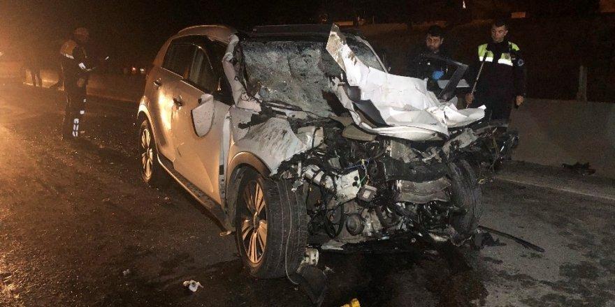 Kocaeli'deki feci kazada hayatını kaybedenlerin sayısı 3'e çıktı
