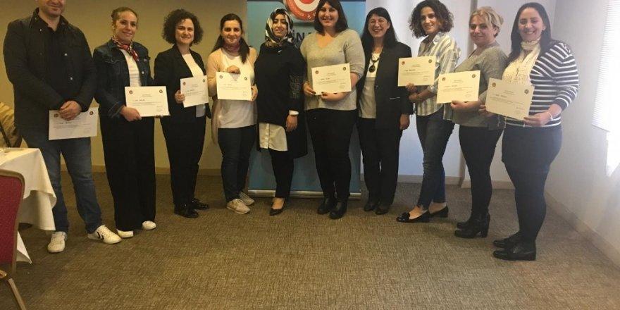 Kadın banka çalışanlarına liderlik eğitimi