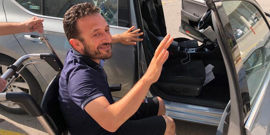 Çumra Belediye Başkanı Mehmet Oğuz taburcu oldu