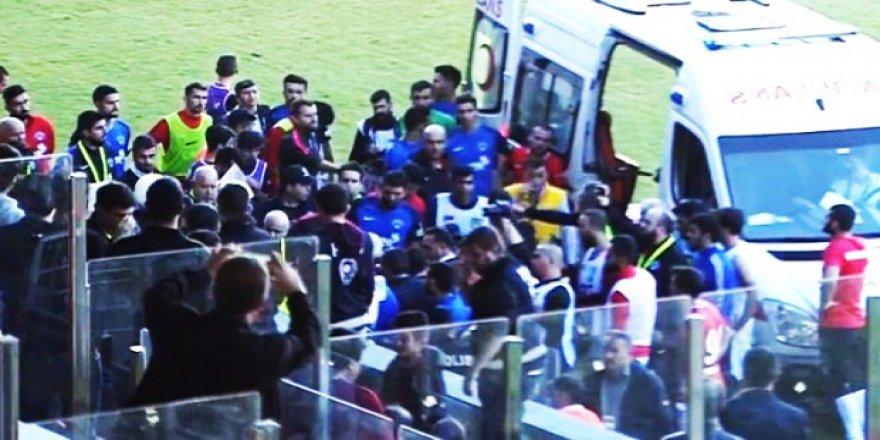 Türkiye Kupası'nda olay! Maç tatil edildi