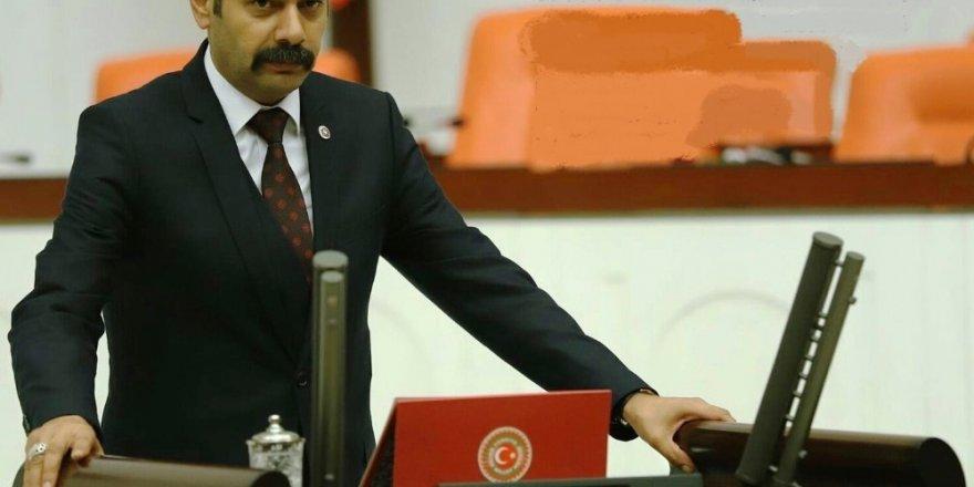 MHP İzmir Milletvekili Kalyoncu, Meclis'te Aydın'ı konuştu