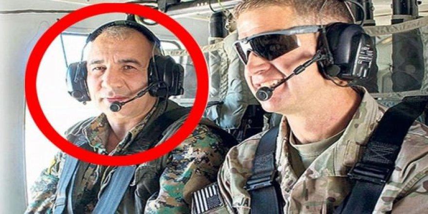 104 askerin katili YPG'nin 2 numarası oldu!