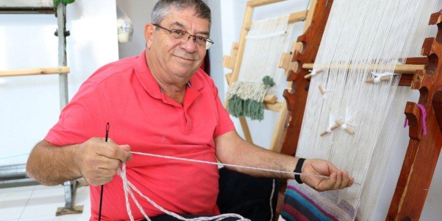 El halı dokumacılığı ev hanımlarına gelir kapısı oldu