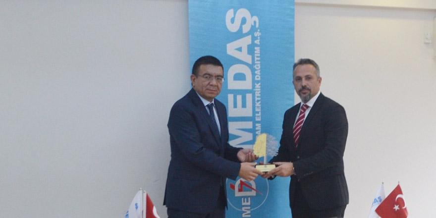 MEDAŞ'a en yeşil ofis ödülü