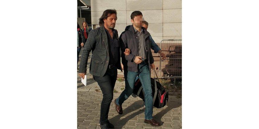 Ankara'nın FETÖ'den aradığı eski yüzbaşı Samsun'da yakalandı