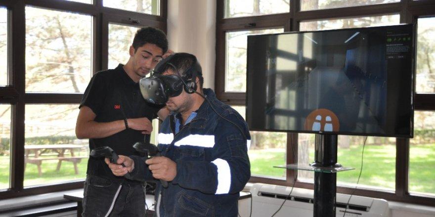 Bursa Çimento'dan çalışanlarına iş sağlığı ve güvenliği eğitimi