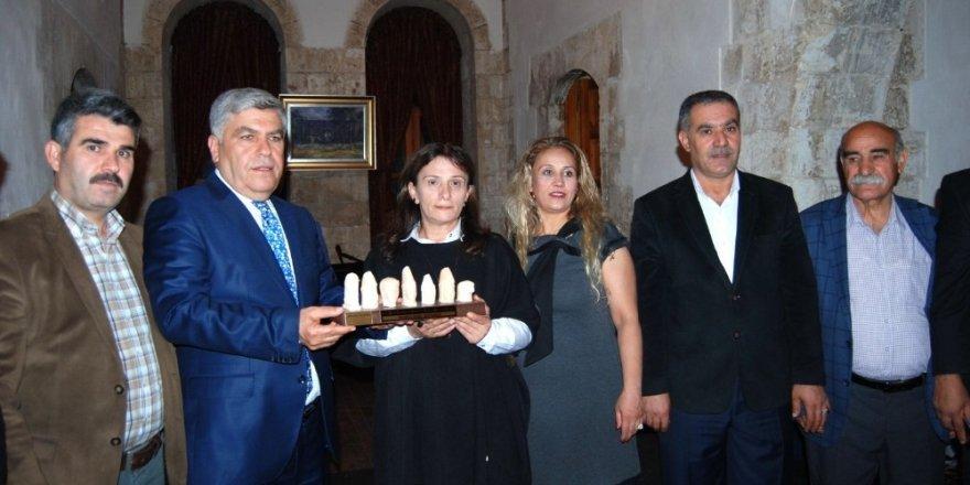 Kocaeli'nden gelen esnaflar Adıyaman'da misafir edildi