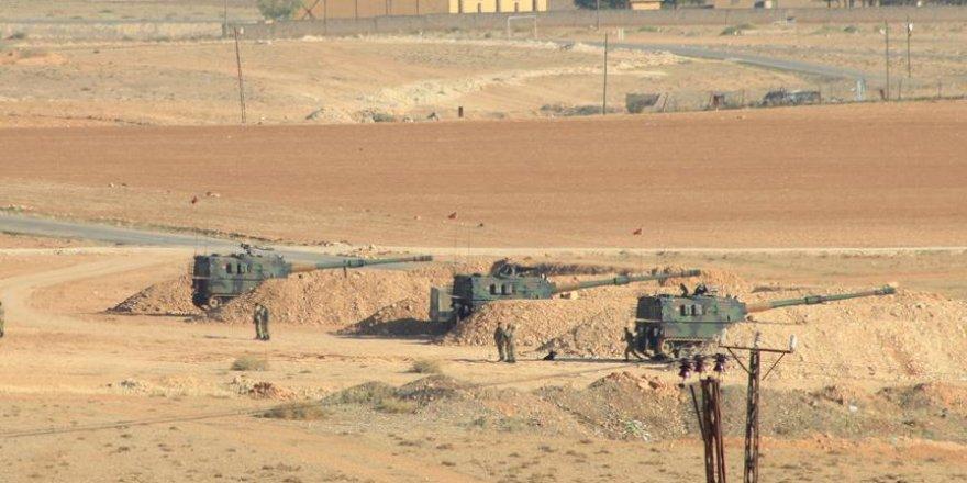 L'Armée turque frappe des positions du PYD/PKK à Ayn al-Arab