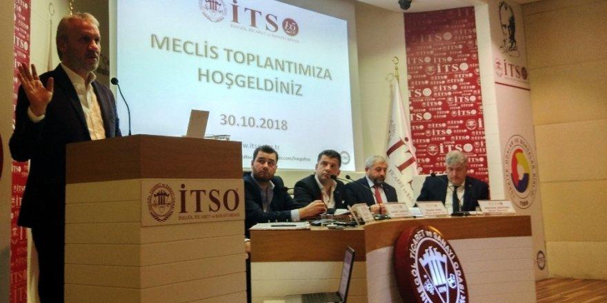 İTSO'dan enflasyonla mücadeleye destek
