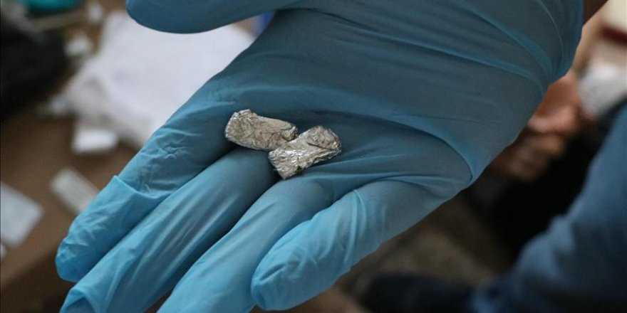15 kg of cocaine seized at Istanbul's Ataturk Airport
