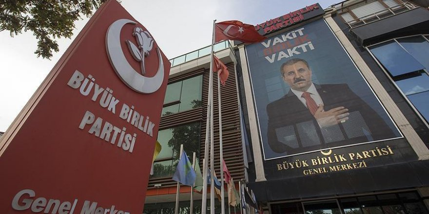 Turkey: BBP backs continuation of People's Alliance
