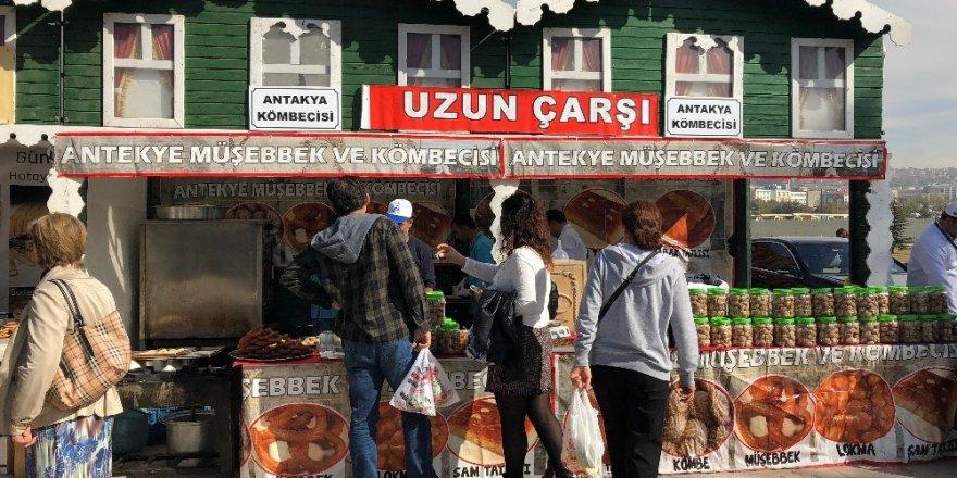 Ankara'da 7. Hatay Günleri başladı