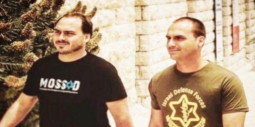 İsrail hayranı çıktılar! Tepki çeken fotoğraf