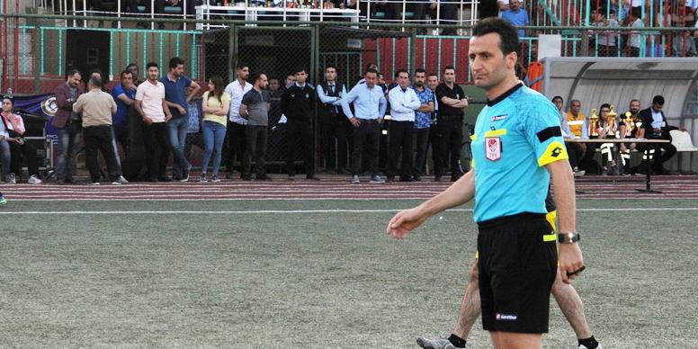 İşte Konyaspor-Ankaragücü maçının hakemi!