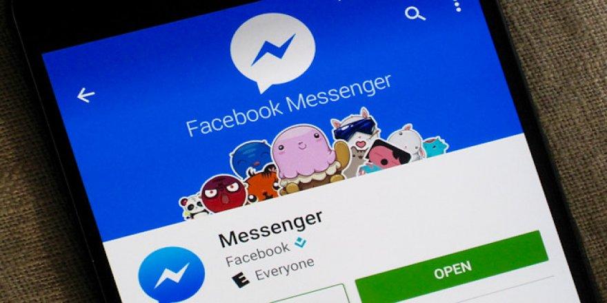 O özellik Watsapp'tan sonra Messenger'a da geliyor!
