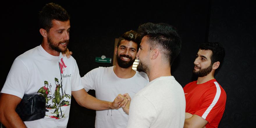 Konyaspor'un sakat raporu