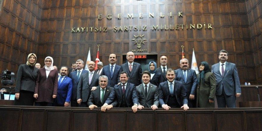 AK Parti'nin Konya Büyükşehir Adayı Başkan Uğur İbrahim Altay oldu