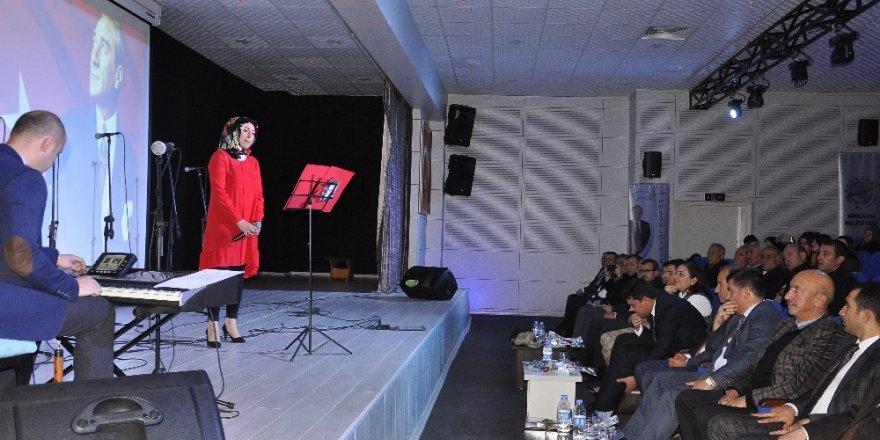 Arguvan'da Öğretmenler Günü etkinliği