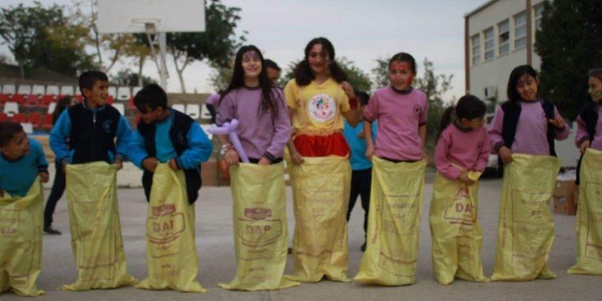 Kozan'da Çocuk Hakları Günü Etkinliği