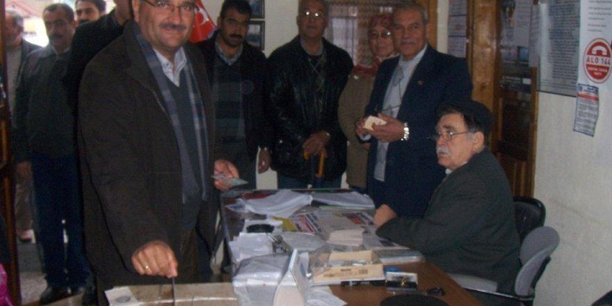 Söke Ziraat Odası'nda delege seçimi heyecanı 1 Aralık'ta