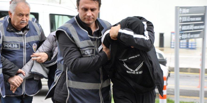 Diyarbakır hırsızlık çetesi Manisa'da çökertildi: 7 gözaltı