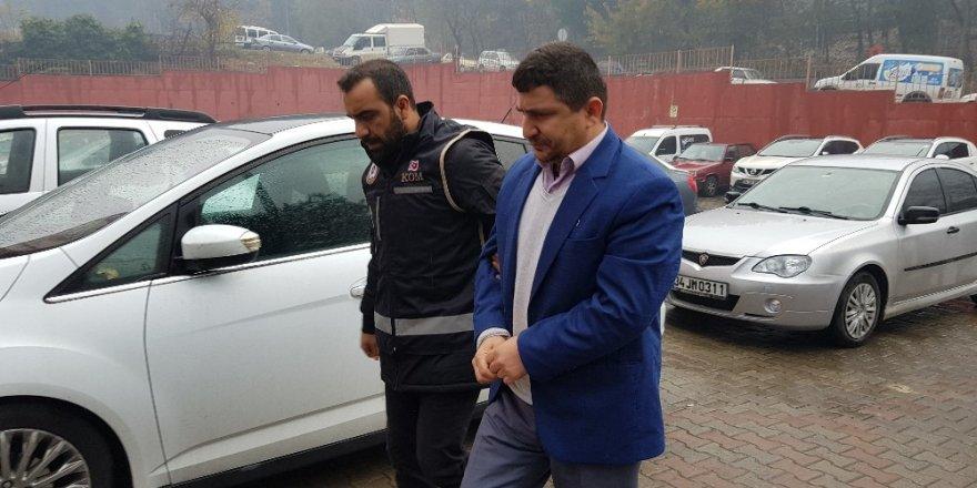 FETÖ'den adliyeye sevk edilen imam tutuklandı