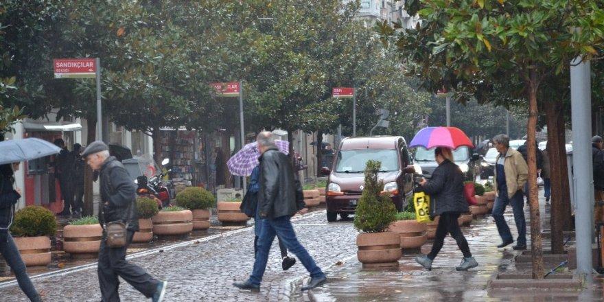 Meteorolojiden Balıkesir'e kuvvetli yağış uyarısı