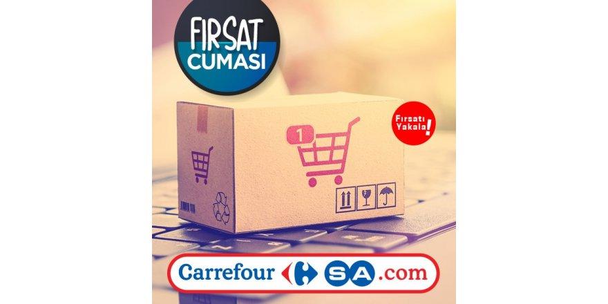 Carrefoursa.com, fırsat cuması ile rekor kırdı