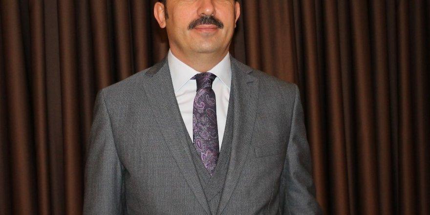 """Başkan Altay: """"Konyamızı geleceğe taşımak adına yoğun bir şekilde çalışacağız"""""""