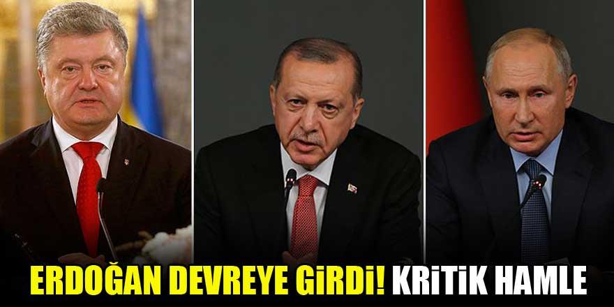 Erdoğan devreye girdi! Kritik hamle