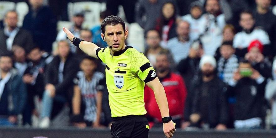 İşte Konyaspor - Yeni Malatya maçının hakemi!