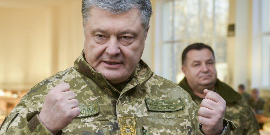 """Ukrayna Devlet Başkanı Poroşenko: """"Putin ülkemin tamamını istiyor"""""""
