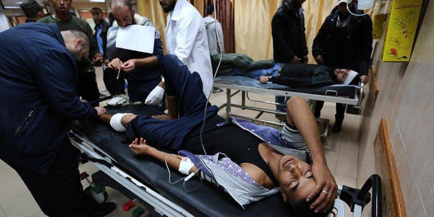 Gazze'de İsrail'in yaraladığı binlerce kişi büyük risk altında