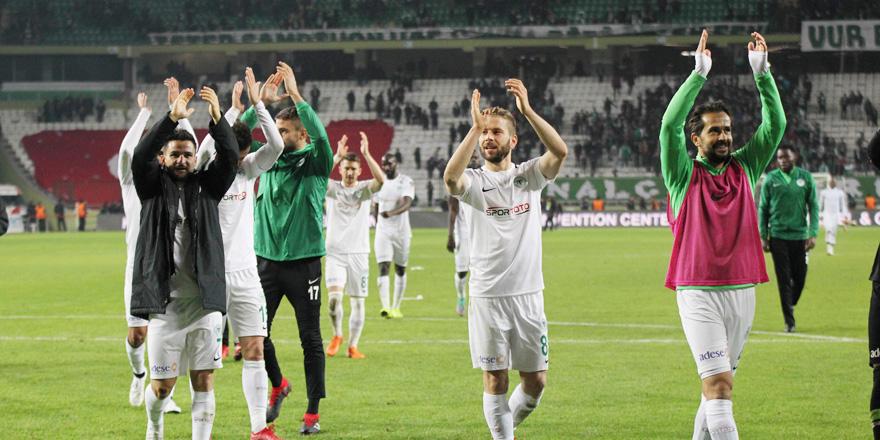 PFDK'dan Konyaspor'a ve taraftarına ceza!