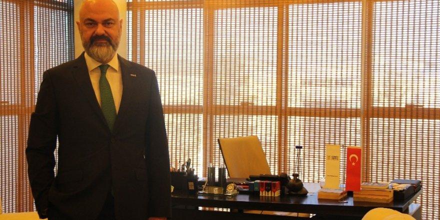 GÜNSİFED Başkanı Öztürkmen'den 25 Aralık mesajı