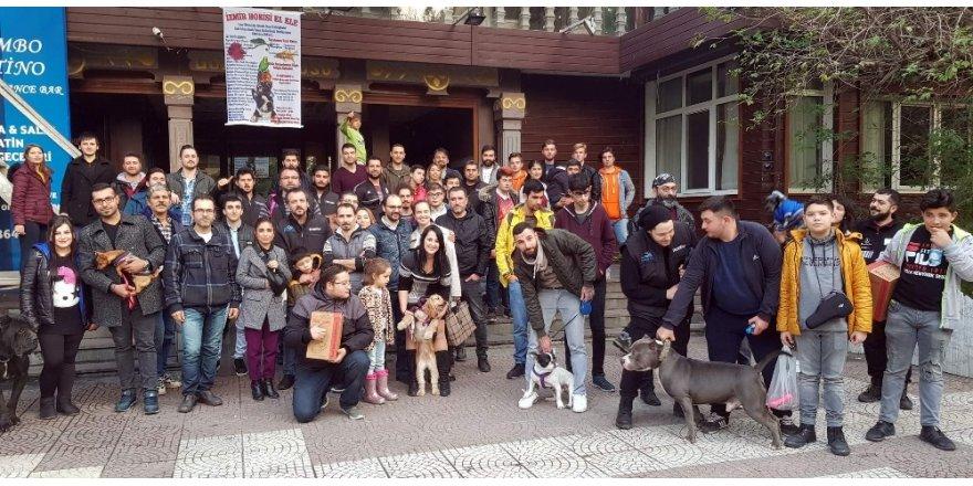 Hobiciler 'İzmir Hobisi El Ele' etkinliğinde buluştu