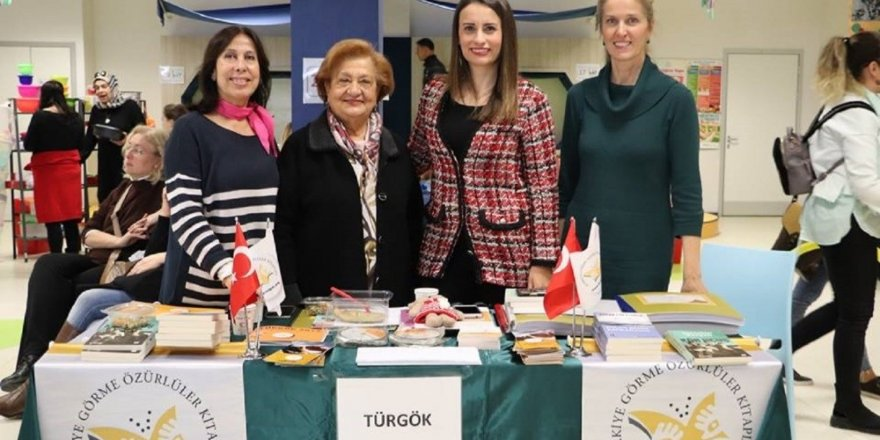 Türkiye Görme Özürlüler Kitaplığı'na İTÜ ışığı